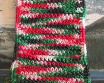 SMCS 012 Hand crochet swiffer mop cover