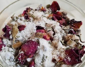 Red Petal Pixie - Spring Equinox Bath Tea