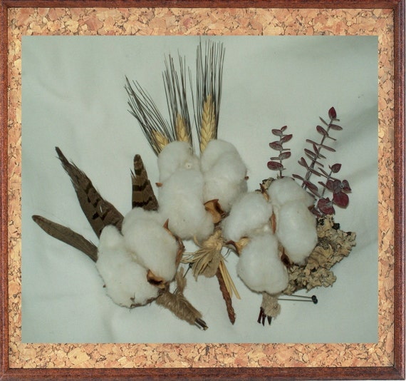 Cotton boll boutonnieres