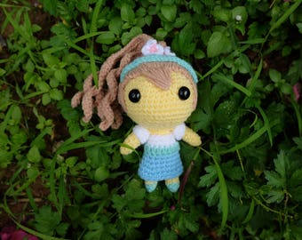 Finished Doll: Thumbelina (only 1 available)