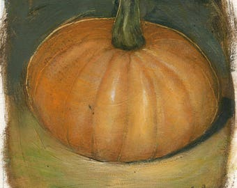 Pumpkin [original painting]