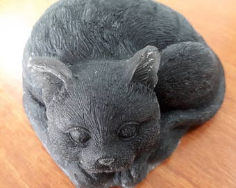 SOAP black cat with acai berry