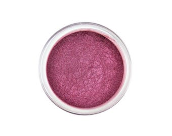 SAMPLE Berry-  All Natural Mineral Eyeshadow