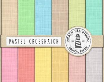 BUY5FOR8 Crosshatch Digital Paper Pastel Crosshatch Paper Crosshatch Pattern  Pastel Backgrounds 12 JPG 300 DPI Files Download