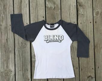 Blind Skateboard  Tee Shirt Small