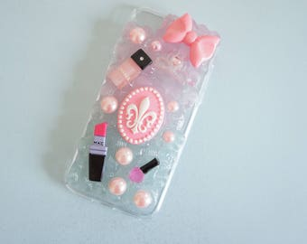 IPhone 7 MAC and Chanel decoden phone case