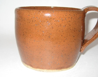 Hand Thrown Pottery Coffee Cup