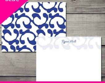 Take Note Stationery - Blue