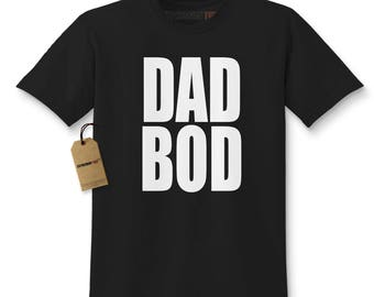 Dad Bod Father's Day Kids T-shirt
