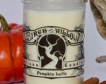 Pumpkin Latte Soy Candle