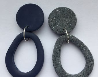 GROUNDED Mix&Match earrings