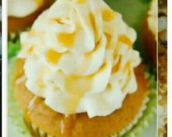 Pumpkin Cupcake (Local only)