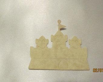 castle die cuts