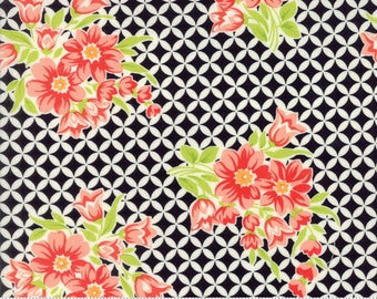 Handmade Black 55146 17 by Bonnie and Camille for moda fabrics