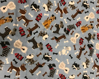 Mix Breeds Dog Crate Mat Or Bed