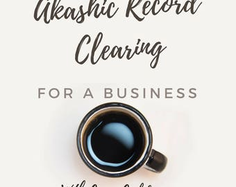 Akashic Clearing for a Business with Gwen Gyldenege