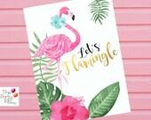 Let's Flamingle! Tabl...