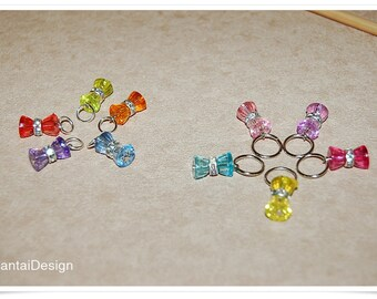 Stitch Markers for Knitting ring Stitchmarker