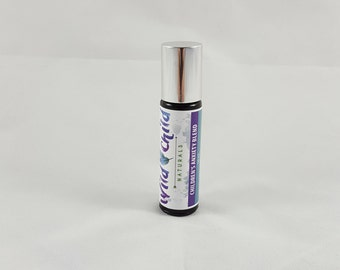 Anxiety Children's Organic Essential Oil Roller Blend 10mL. All Natural.