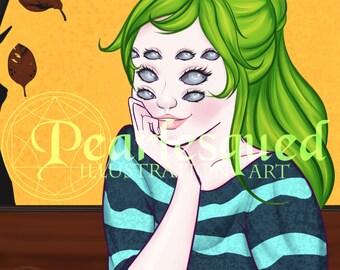 Arachnea Cafe [prints]