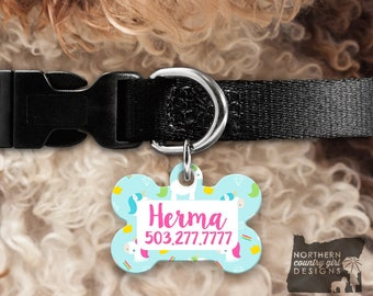 Custom Dog Tag for Dogs Dog ID Tags Personalized Pet unicorn Pet Tag Pet Tags Pet ID Tag Pet id Tags for Dog Tag ID Dog Tag Dog Tags