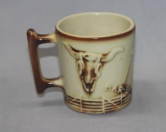 McCoy El Rancho Coffee Mug