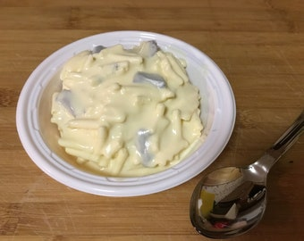 Eugene's Sardine Mac & Cheese Soap - The Walking Dead - Food Soap - Fake Food