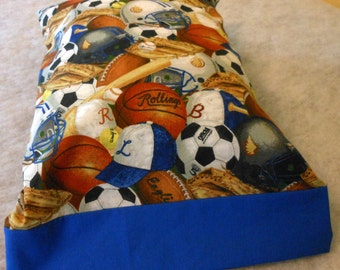 Pillowcase Travel Size Sports Equipment