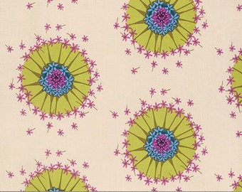 Mod Corsage by Anna Maria Horner for Free Spirit - Centered - Lilac - FQ - Fat Quarter - Cotton Quilt Fabric 916