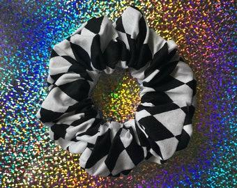 NEW!! DIAMOND Racer Hair Scrunchie