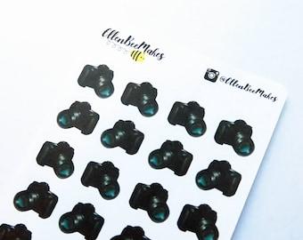 Digital SLR Camera Stickers