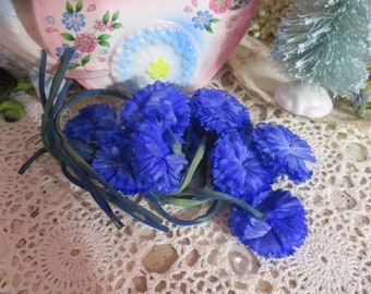 Vintage Millinery Flowers-Made in Germany-Old Stock