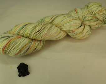 Tropical Haven Hand Dyed Sock Yarn
