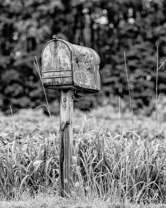 Image result for old mailbox