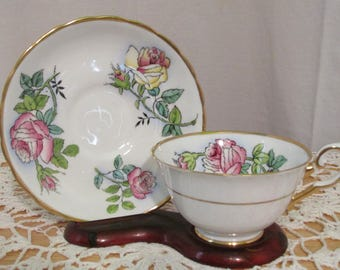 Tuscan Tea Cup and saucer