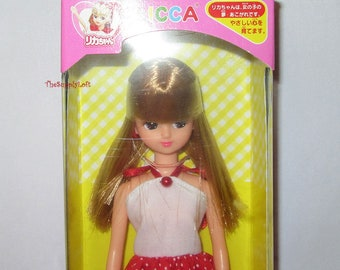 Vintage New in Box Takara Licca 10 inch Doll from Japan GIFT Collectible TheSupplyLoft1