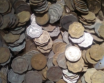 Old / Vintage Indian Coins and Currencies for Sale