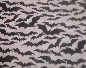 Alexander Henry Halloween Fabric Rare HTF 1 Yard Cotton