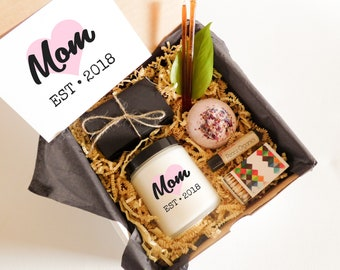 First Mothers Day Gift for New Moms 1st Mothers Day Gift for New Mothers Day Spa Gift for New Mothers Day Bath Gift Box for New Moms Gift