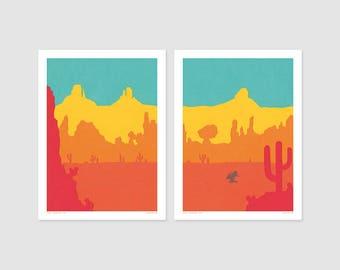 Print - Double Poster - Cowboy - 30x40