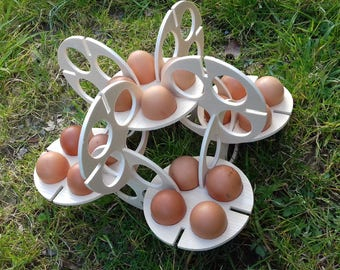 Balance ' eggs to count to 20