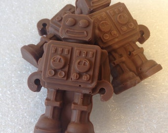 Robots - Belgian Chocolate