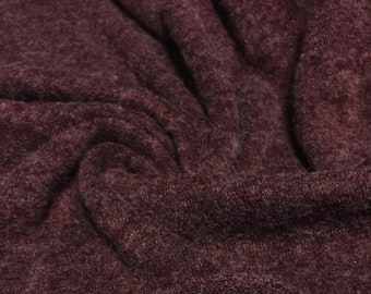 Sweater Knit Fabric 1/2 Yard Remnant