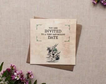 ALICE // Wedding Stationery // Invitation