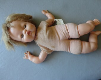 Dream Baby Doll 1961 Dee and Cee Toy Company