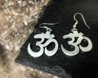 Spiritual Ethnic Earrings OM Spirit Earrings