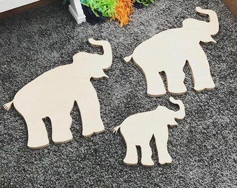 Elephant Stencils