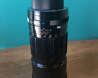 Olympus Screw Mount Lens 200mm f4