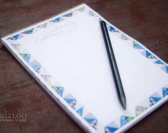 Quilting Personalized Notepad