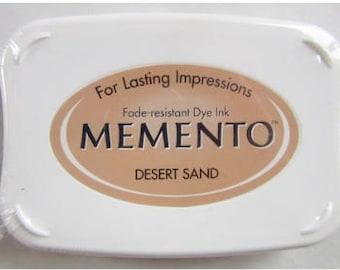 Encreur MEMENTO - Beige de sable